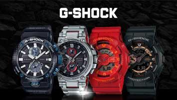 G-shock brand